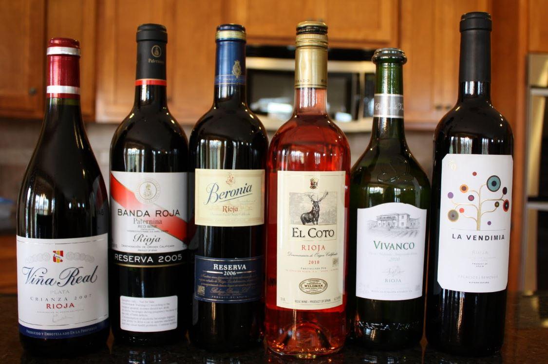 Испанское Вино Риоха