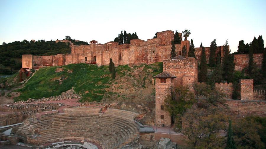 крепость Малаги