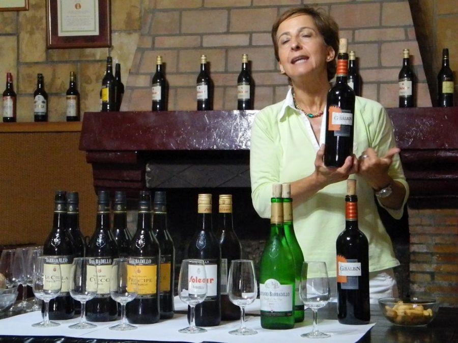 Андалусия - мекка крепленых вин.