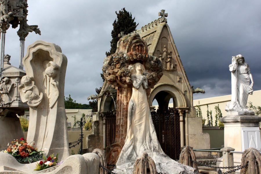 Модернистское кладбище
