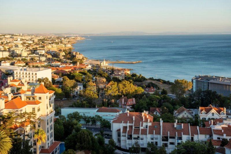 Квартира в Эшторил с фантастическим видом на море
