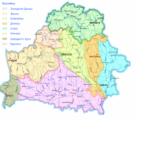 Области Беларуси