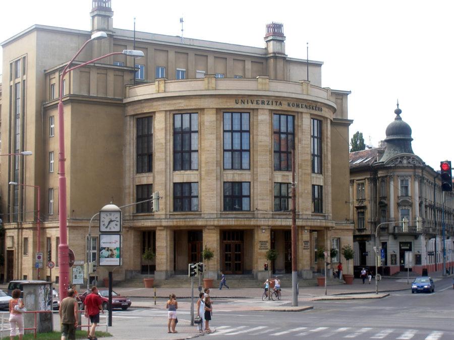 Университет Коменского в Братиславе