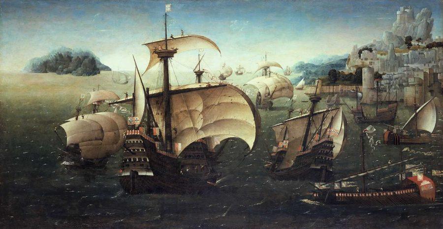 Португальская армада