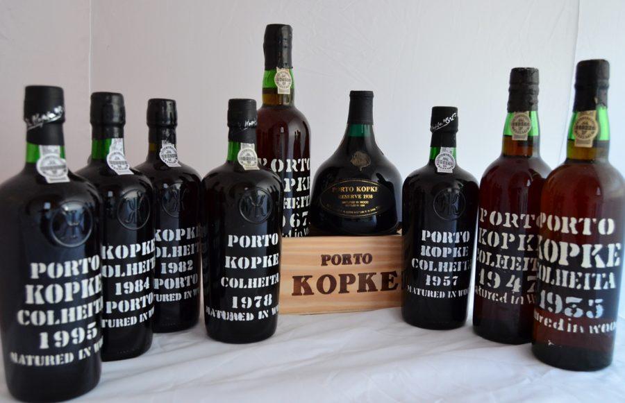Португальский портвейн
