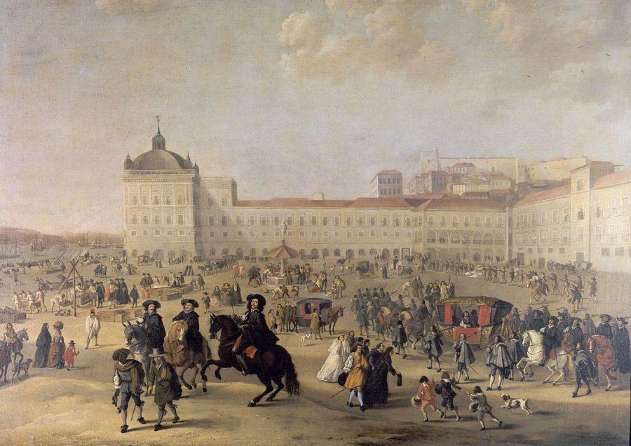 18 век в Лиссабоне
