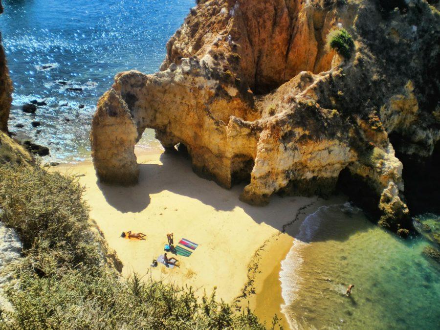 Отдых в Португалии Алгарве