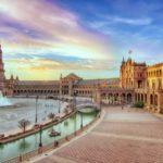 Испанские города