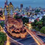 Путешествие во Вьетнам в октябре