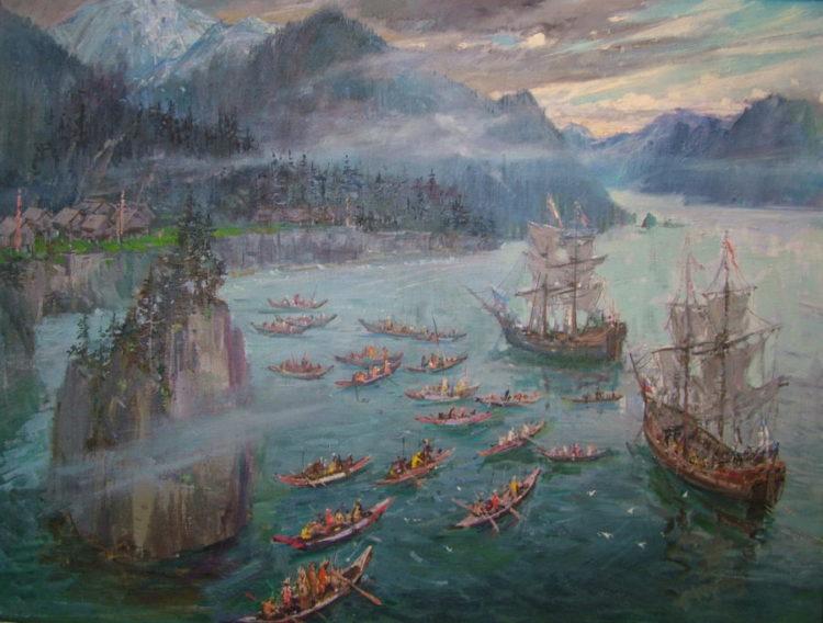 Освоение Аляски