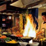 Сколько стоит еда в ОАЭ