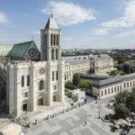 Базилика или аббатство Сен-дени в Париже