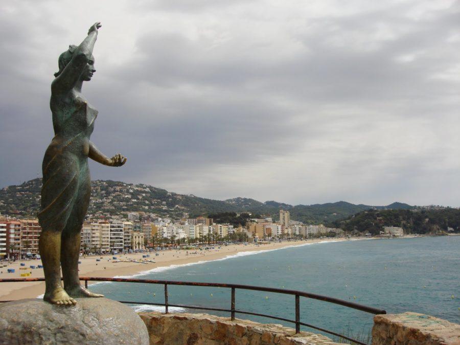 Скульптура «Донна Маринера»