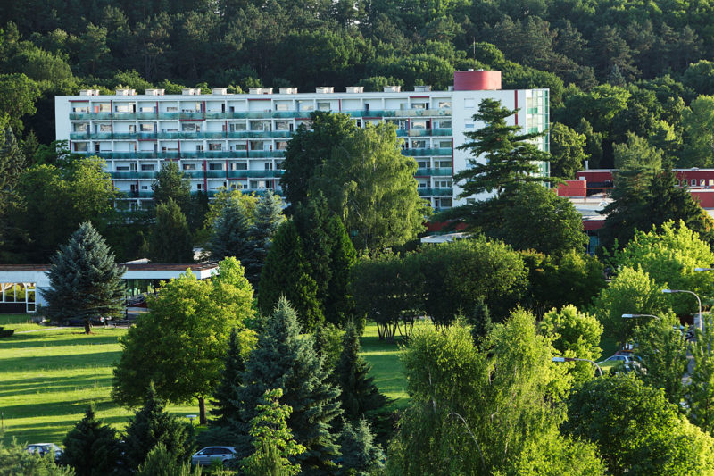Санаторный отель РУБИН