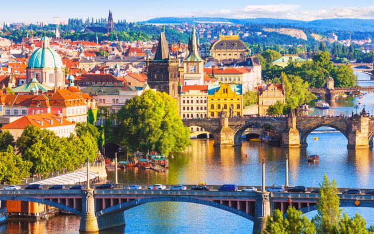 Чехия это европа