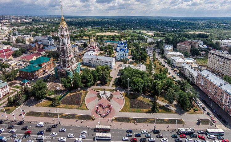 Население города тамбов