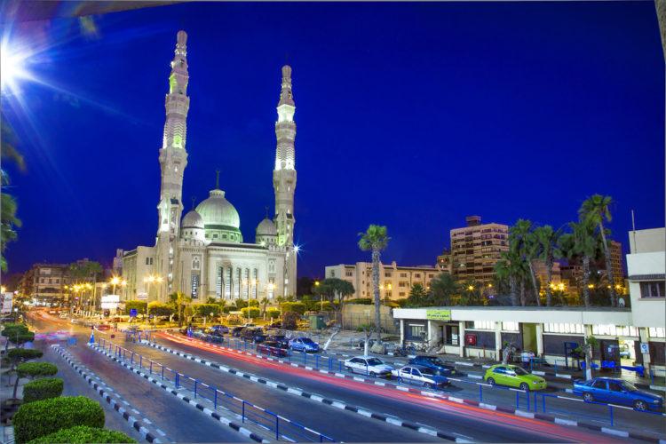 Порт саид египет